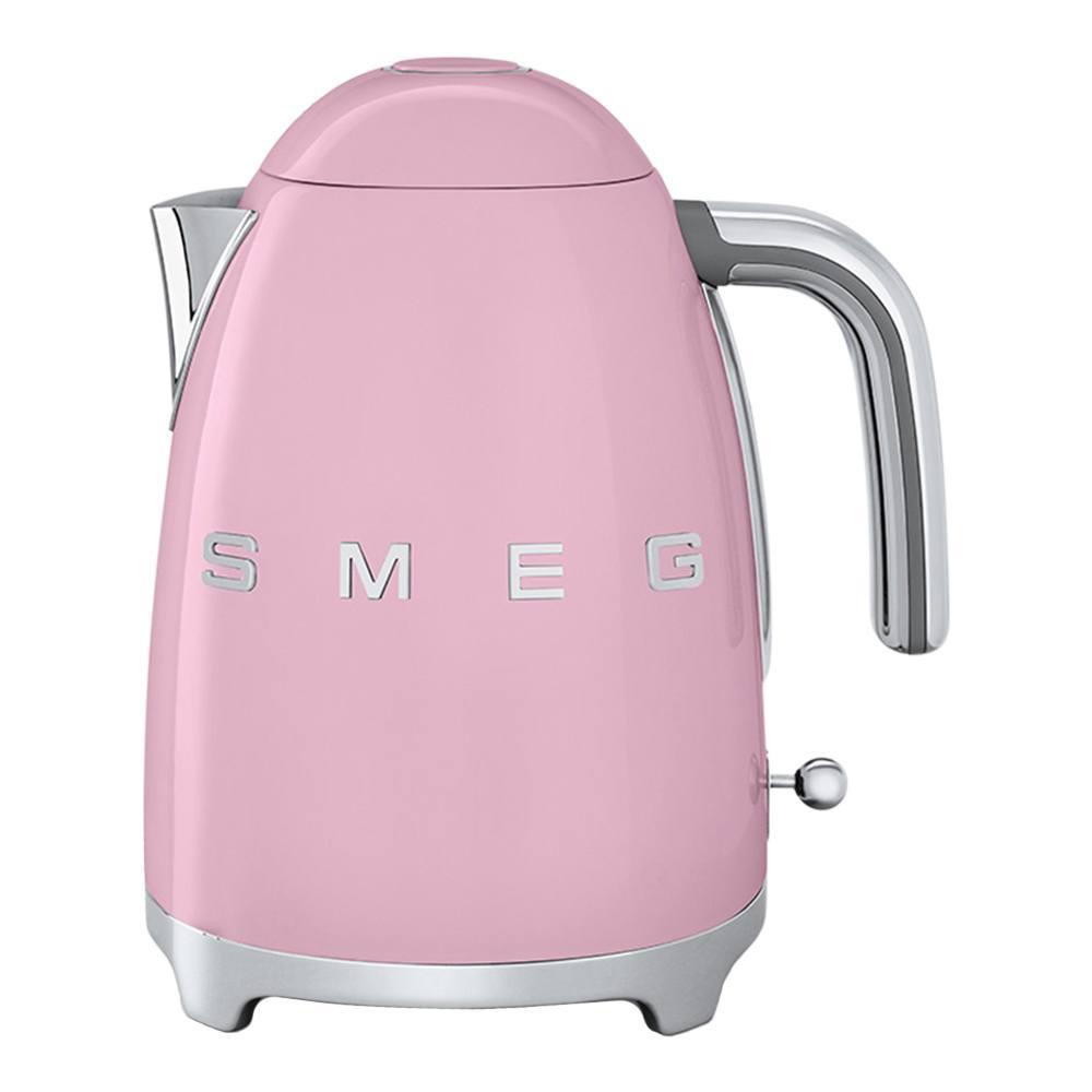 Чайник электрический Smeg KLF03PKEU Rose