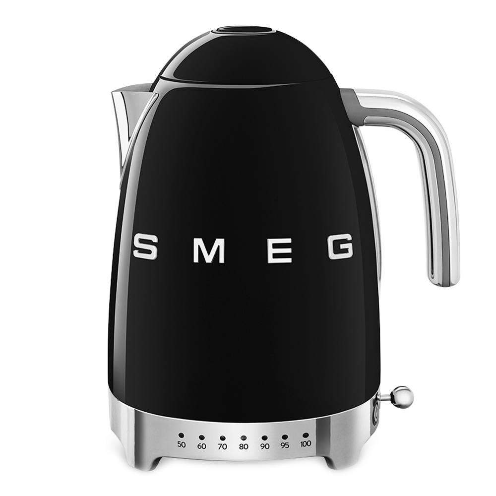 Чайник электрический Smeg KLF04BLEU Black