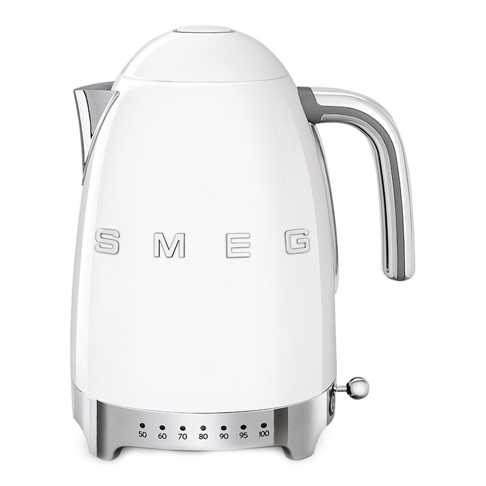 Чайник электрический Smeg KLF04WHEU White