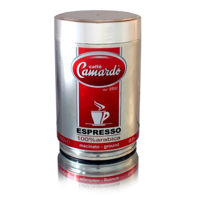 Кофе молотый Camardo Espresso 250 г