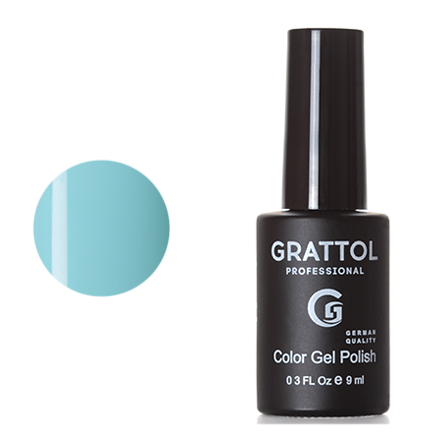 Купить Гель-лак Grattol Classic Collection №016, Pastel blue