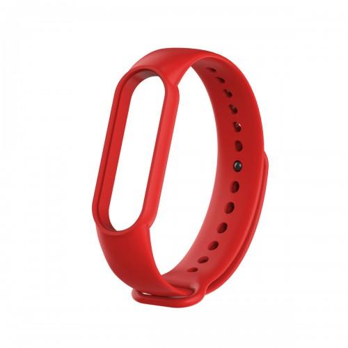 Силиконовый браслет NoBrand для Xiaomi Mi Band