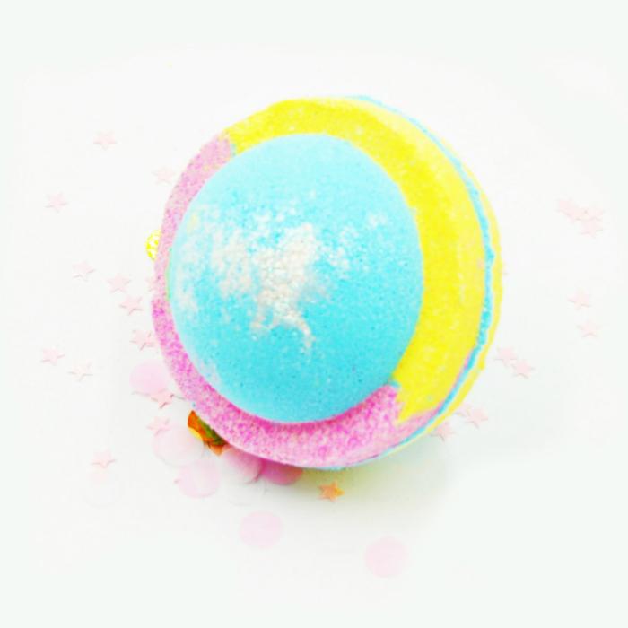 Бомба для ванны Планета снов