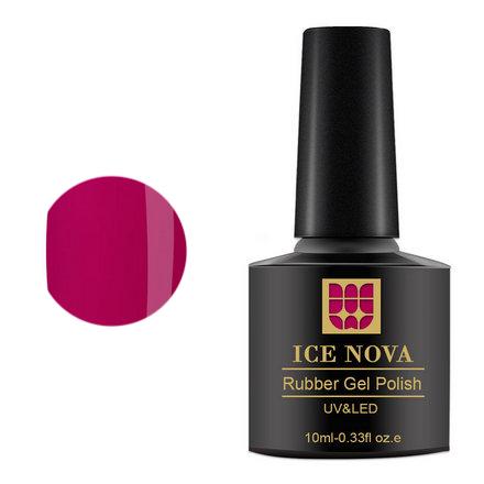Купить Гель-лак Ice Nova каучуковый №126