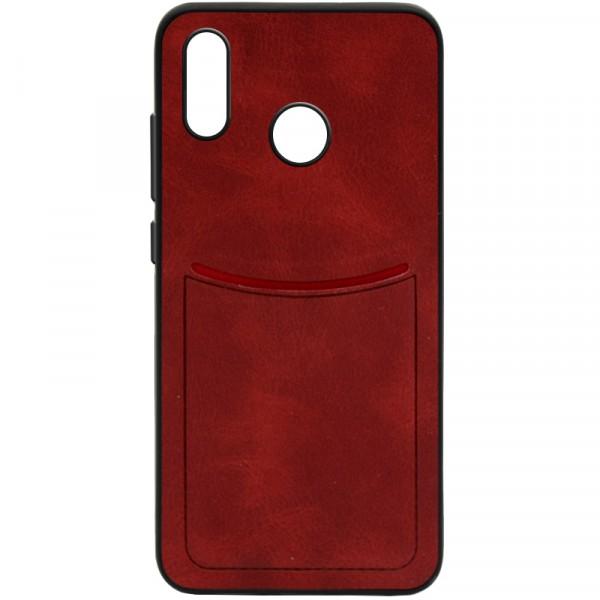 Чехол ILEVEL для Huawei P Smart+/Nova 3i Red