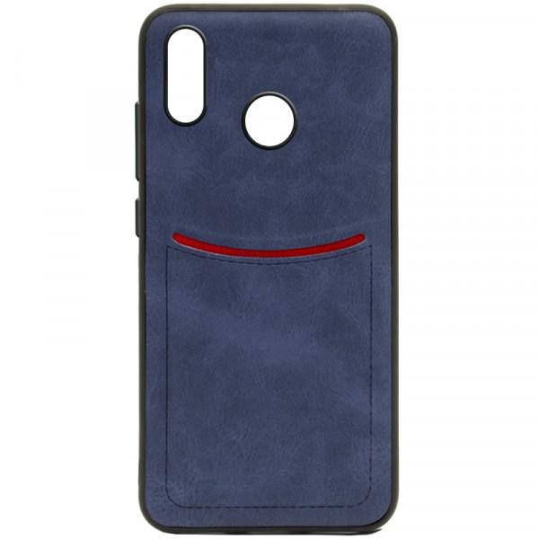 Чехол ILEVEL для Huawei P Smart+ /Nova 3i Blue