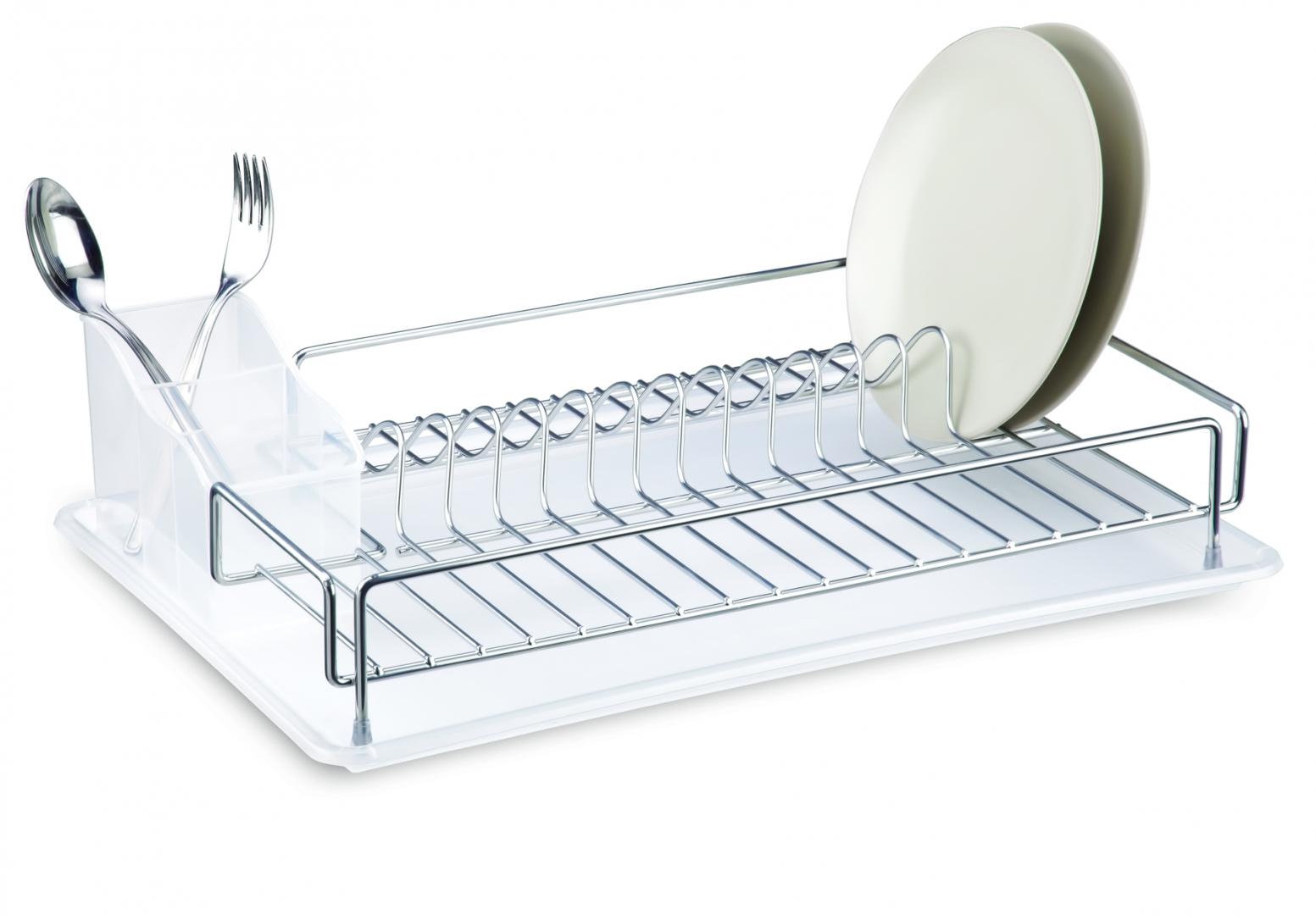 Сушилка для посуды TEKNO-TEL KB006 настольная 1 ярус по цене 1 608