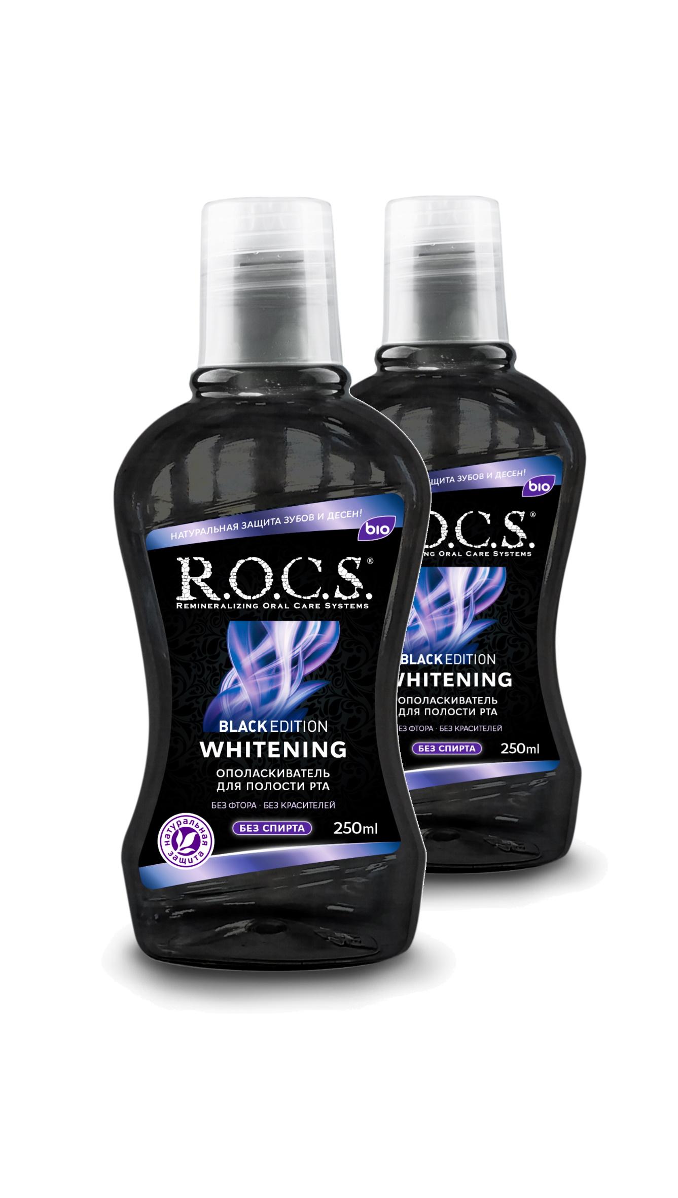 Ополаскиватель для полости рта ROCS