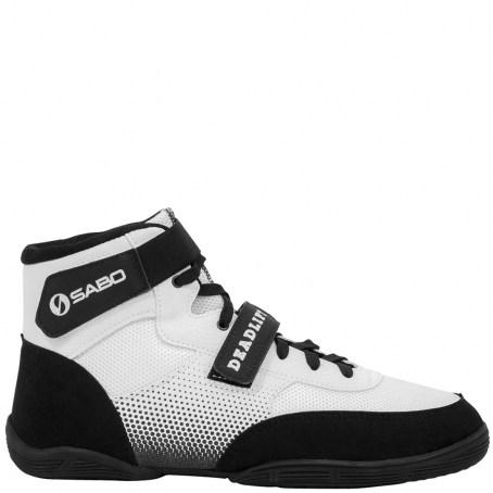 Штангетки (Ботинки ) для становой тяги САБО Дэдлифт 1, белый Дэдлифт 1 по цене 3 095