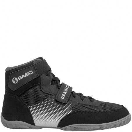 Штангетки (Ботинки ) для становой тяги САБО Дэдлифт 1, черный Дэдлифт 1 по цене 3 095