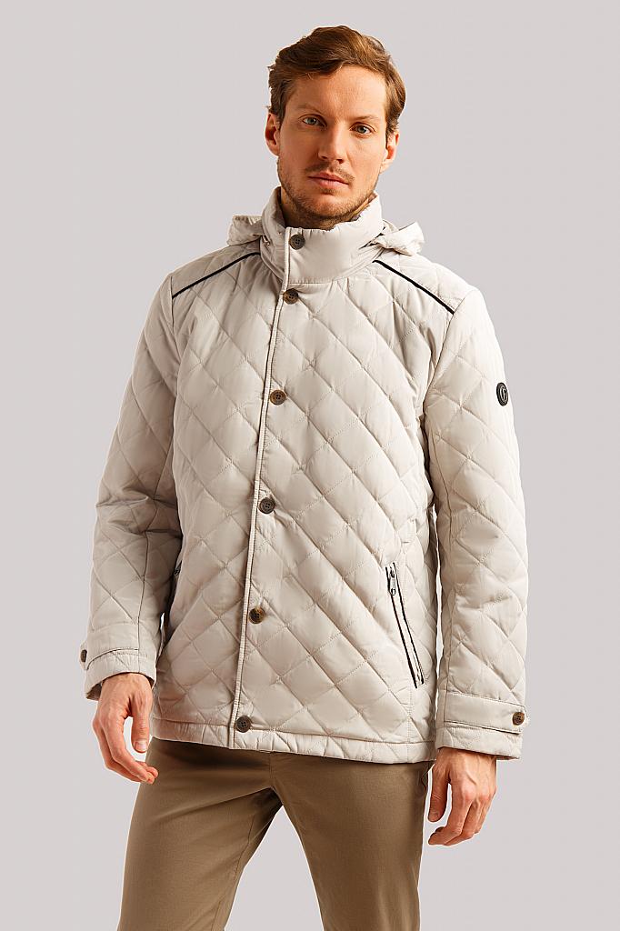 Куртка мужская Finn-Flare B19-21002 бежевая 3XL фото