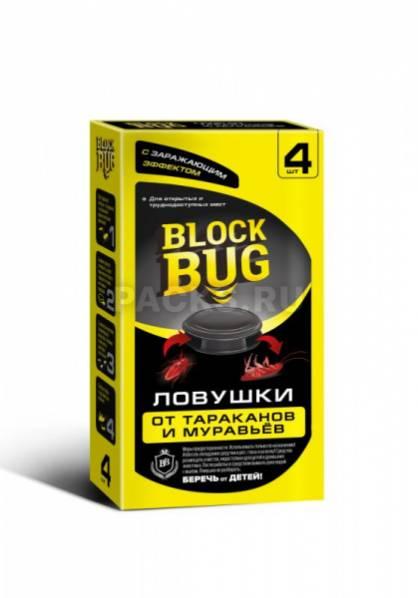 Средство от тараканов Block Bug 53995