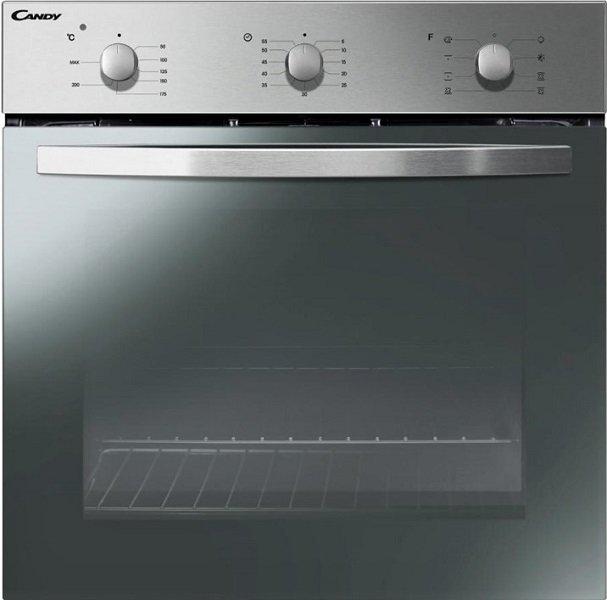 Встраиваемый электрический духовой шкаф Candy FCS612X/E