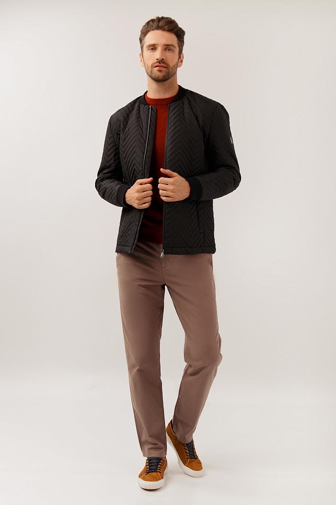 Куртка мужская Finn-Flare A19-21036 черная L