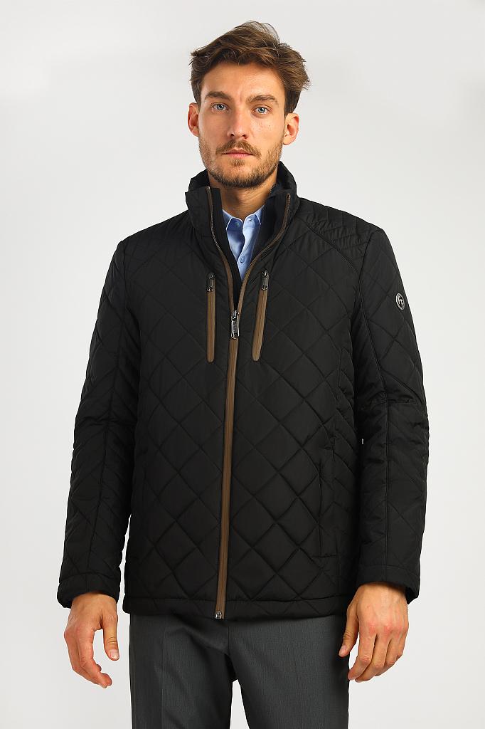 Куртка мужская Finn-Flare A19-21009 черная L