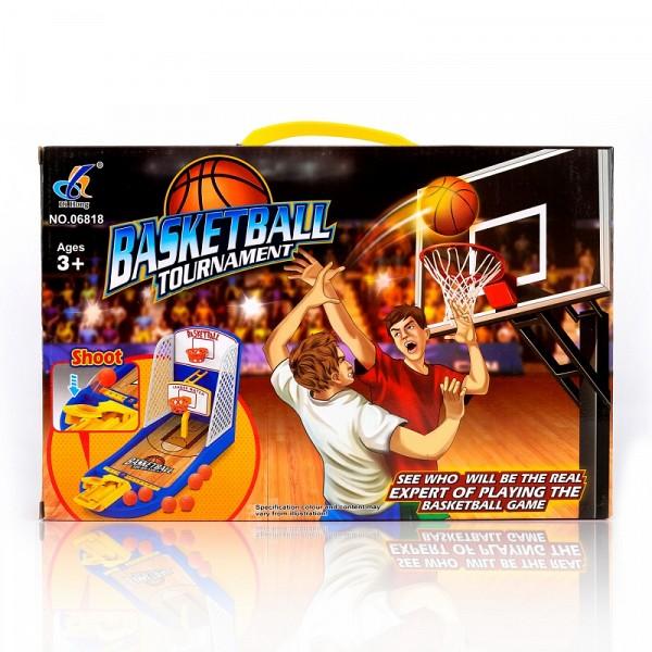 Настольная игра Баскетбол Zilmer 2 кольца, 6818