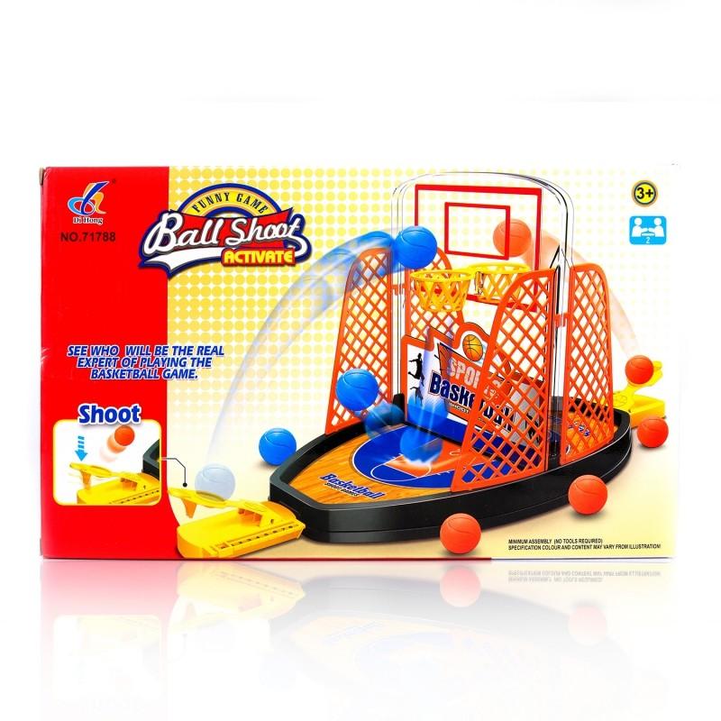 Настольная игра Баскетбол Zilmer двойной, 71788