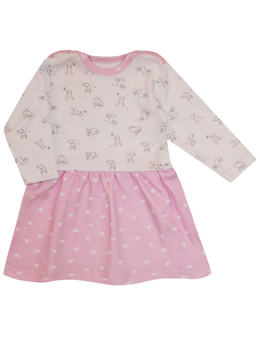 Платье Нежный зайка Котмаркот 2000123 размер 98