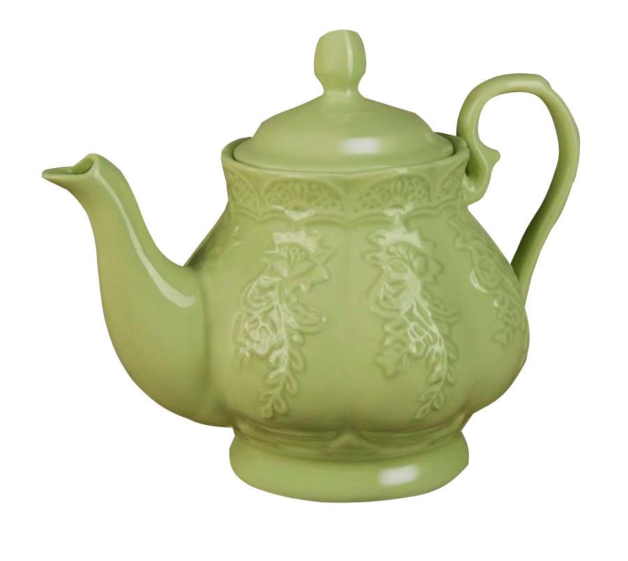 Чайник заварочный 570 мл, зелёный Сима-ленд 1625317