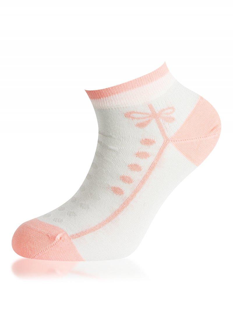Носки женские Sis 8751 розовые 36-39