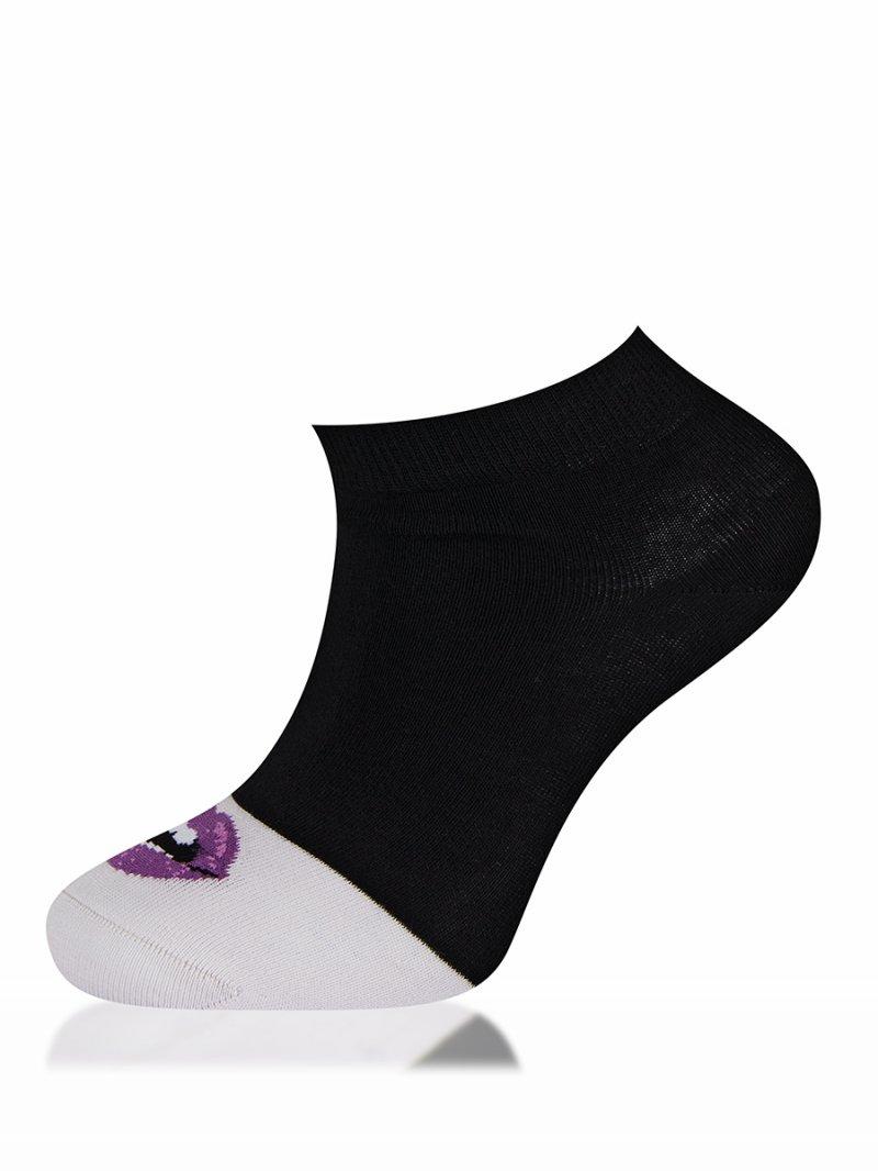 Носки женские Sis 9974 черные 36-39