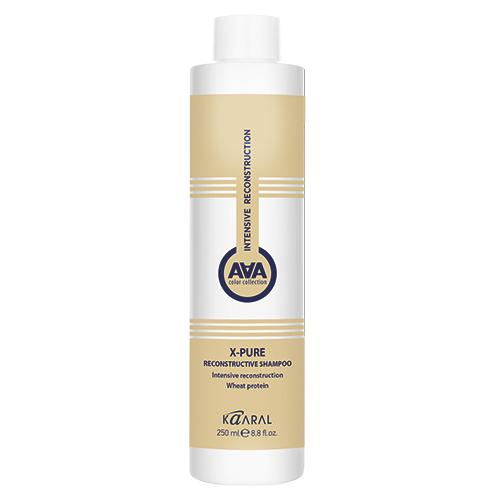 Купить Шампунь Kaaral восстанавливающий для поврежденных волос с пшеничными протеинами 250 мл
