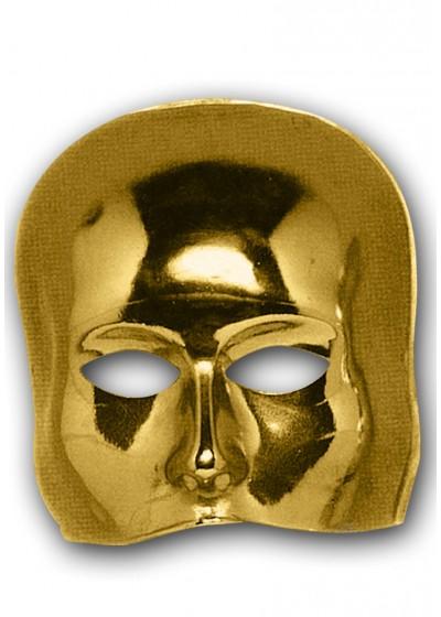 Полумаска АРТЭ 145 M золотая