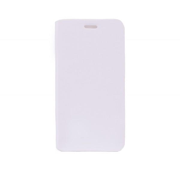 Кожаный чехол-книжка Original для Asus Zenfone 2 (ZE551ML/ZE550ML) (Белый)