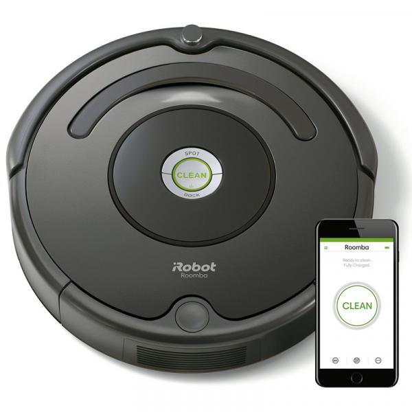 Робот пылесос IRobot Roomba 676