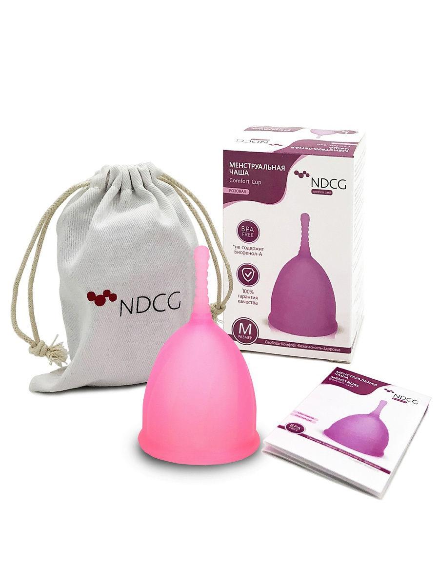 Менструальная чаша NDCG Comfort Cup, размер M