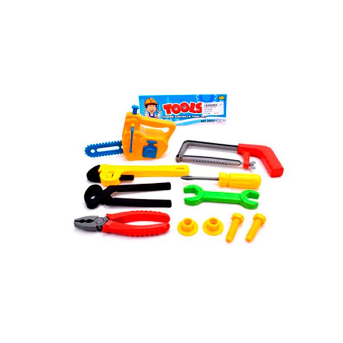 Набор инструментов, 11 предметов, арт. 2095 38