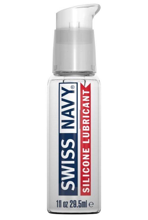 Купить На силиконовой основе Silicone Based Lube, Лубрикант Swiss Navy на силиконовой основе Swiss Navy Silicone Based Lube 30 мл