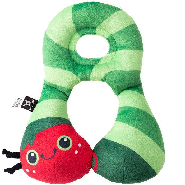 Купить HR307, Benbat подушка для путешествий для детей 1-4 года (Гусеница),