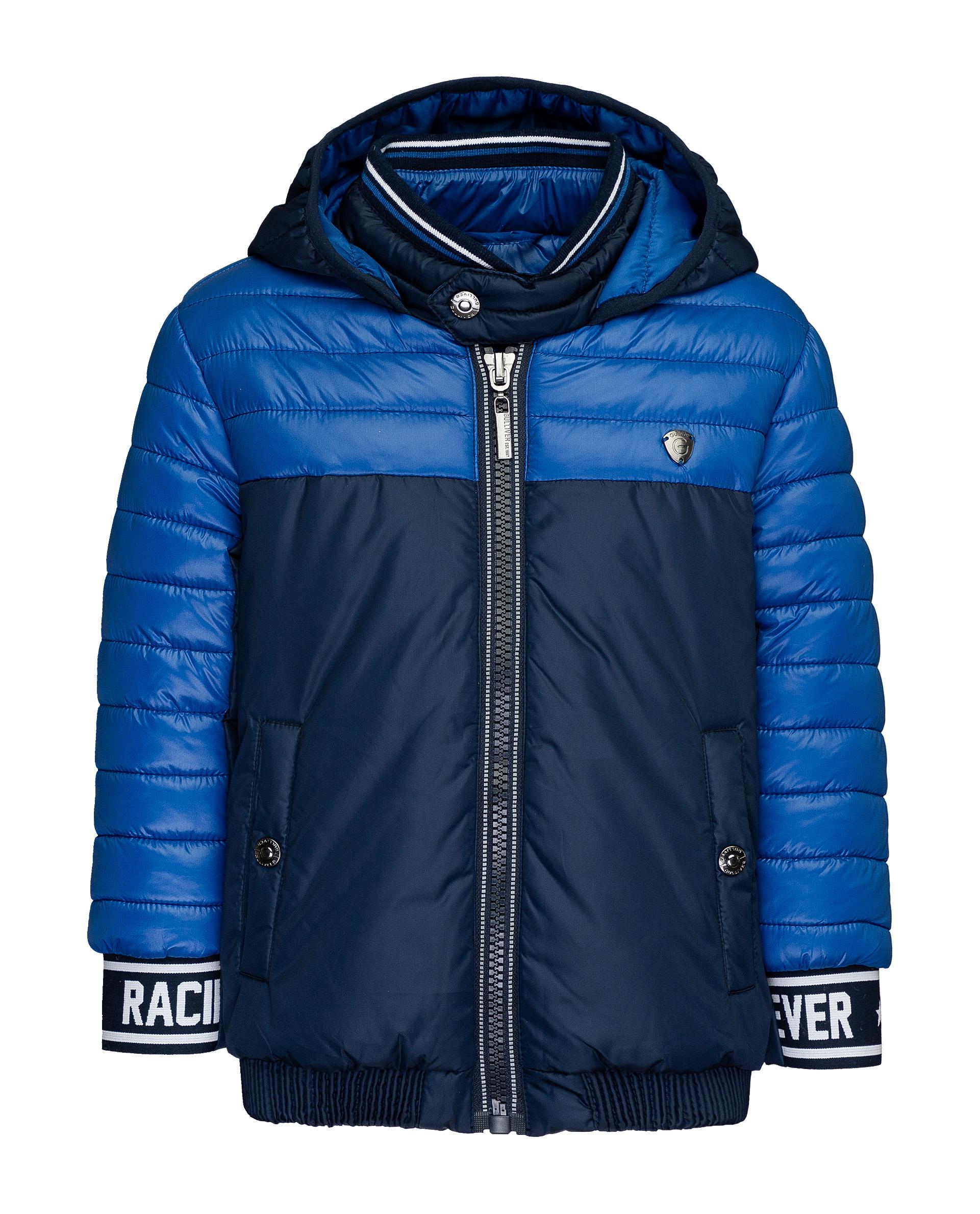 Купить 21906BMC4101, Куртка для мальчиков Gulliver, цв. синий, р.98,