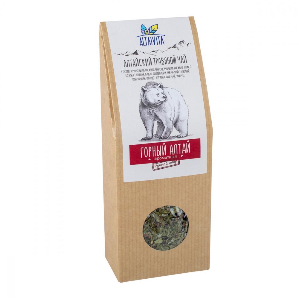 Чай Алтайвита горный Алтай травяной 50 г