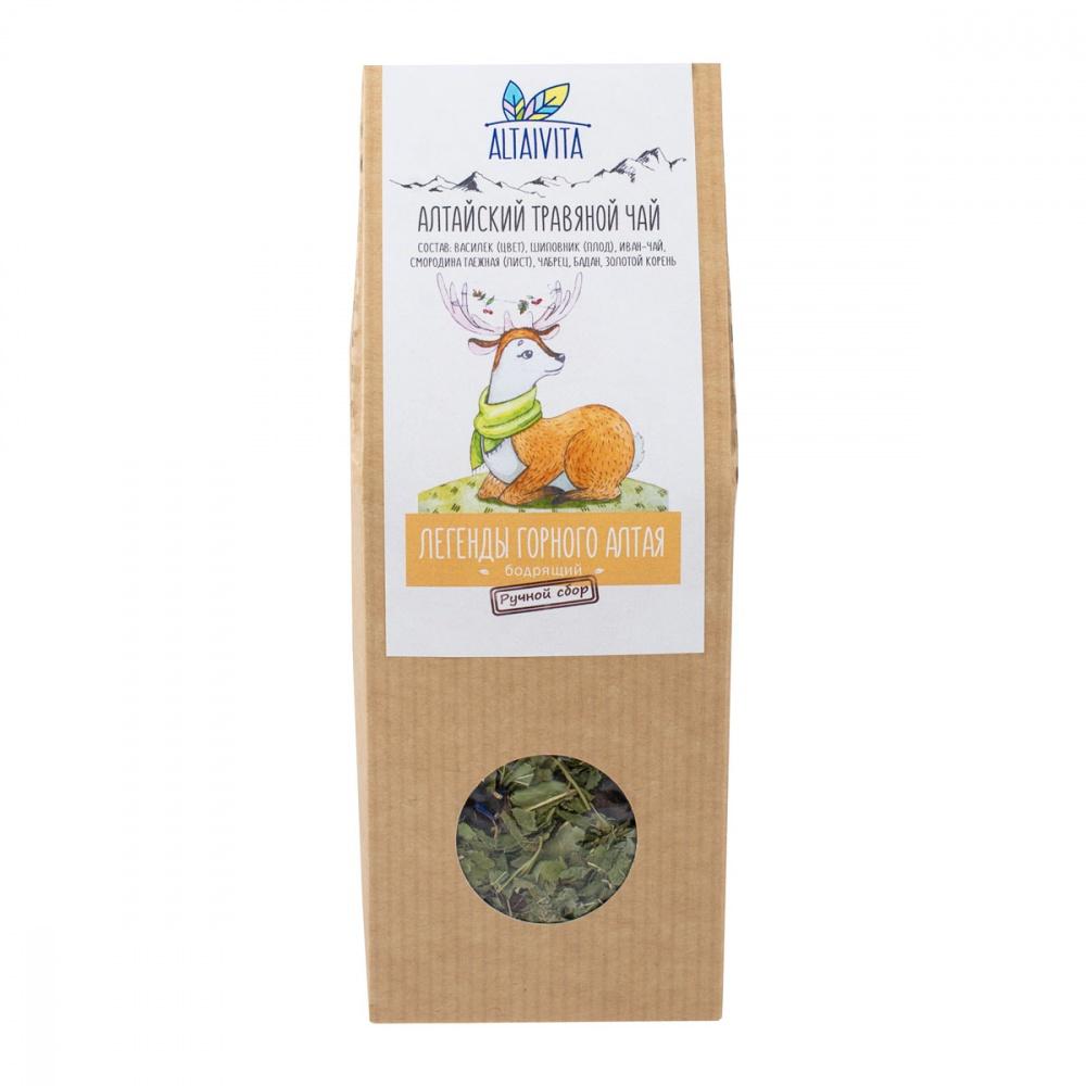 Чай Алтайвита легенды горного Алтая травяной 50 г фото