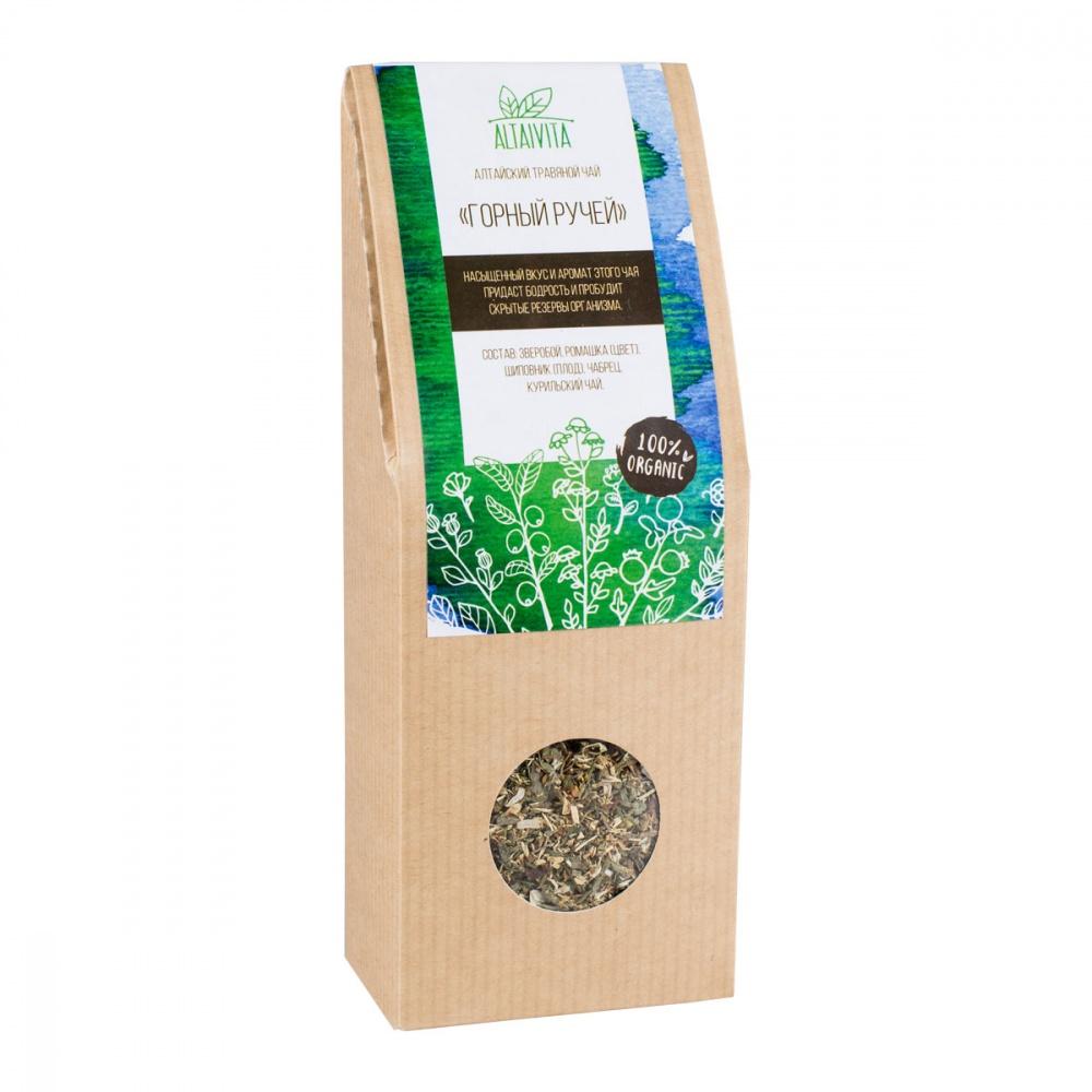 Чай Алтайвита горный ручей травяной 45 г