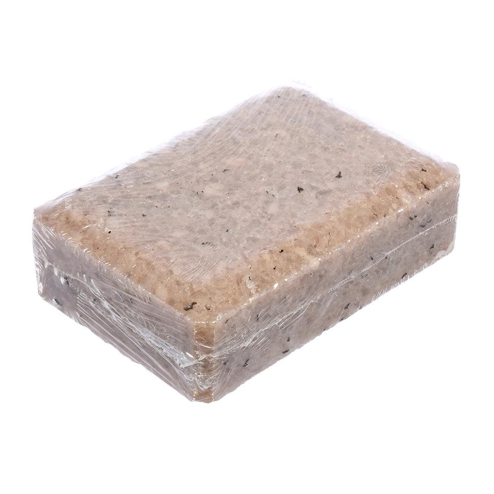 Соляной брикет с травами Банные Штучки 32402 Мята 1300 г