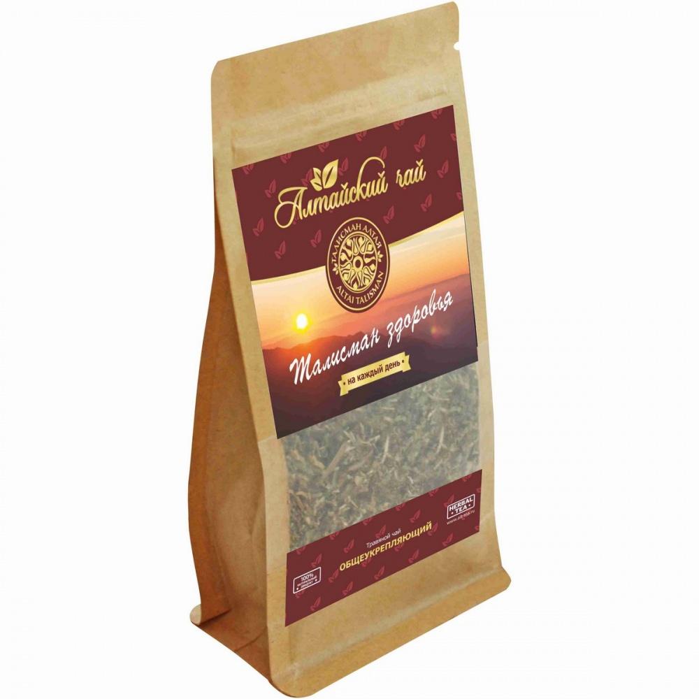 Чай Алтайский чай талисман здоровья травяной листовой 50 г фото
