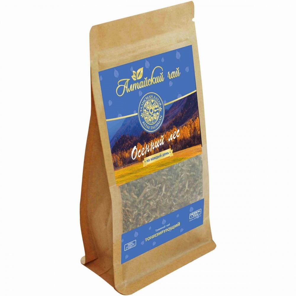 Чай Алтайский чай осенний лес травяной листовой 50 г фото