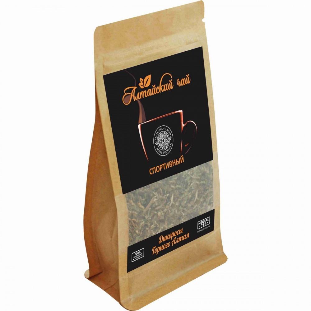 Чай Алтайский чай спортивный травяной листовой 50 г фото