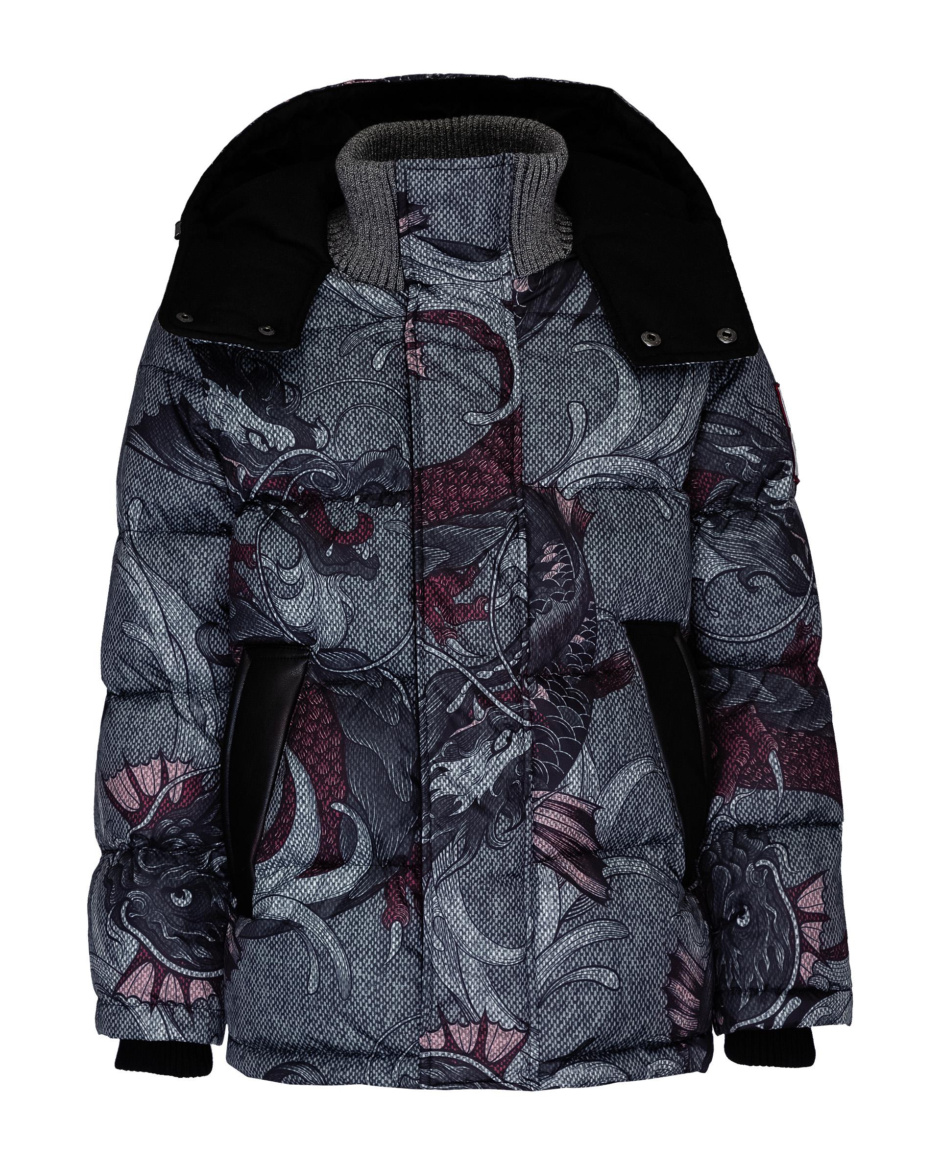 Купить 21910BJC4102, Куртка для мальчиков Gulliver, цв. серый, р.140,