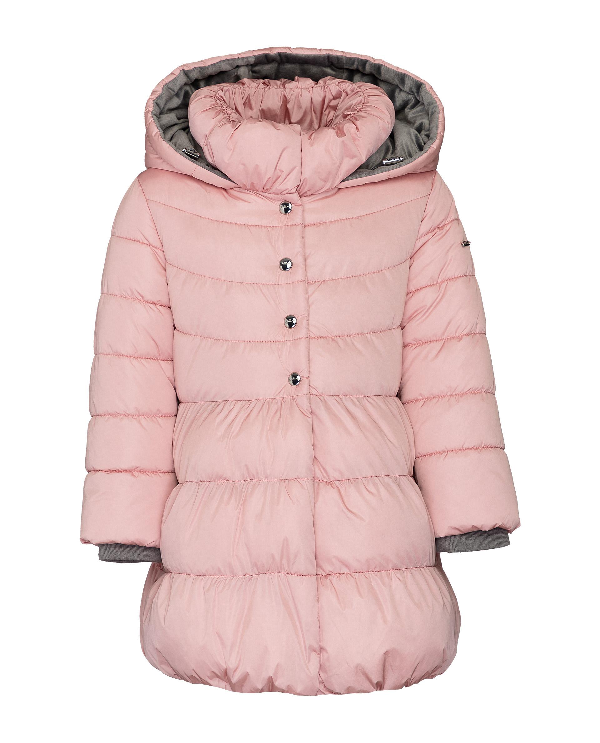 Купить 21901GMC4503, Пальто для девочек Gulliver, цв. розовый, р.104,
