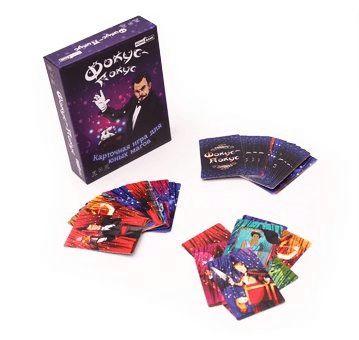 Настольная игра Фокус-покус Рыжий кот