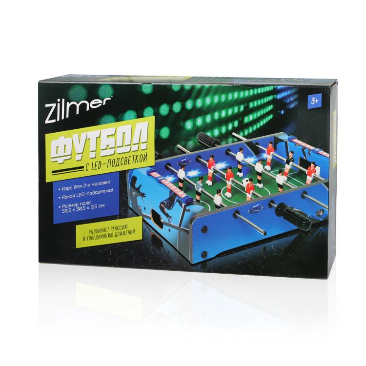 Купить Настольная игра Zilmer Футбол, со световыми эффектами,