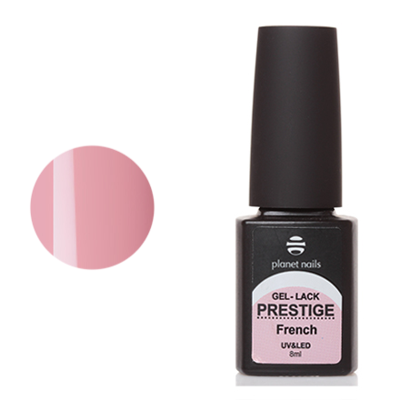 Гель-лак Planet Nails Prestige French №337