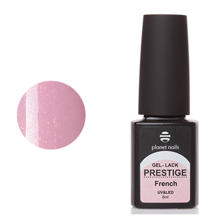 Гель-лак Planet Nails Prestige French №338
