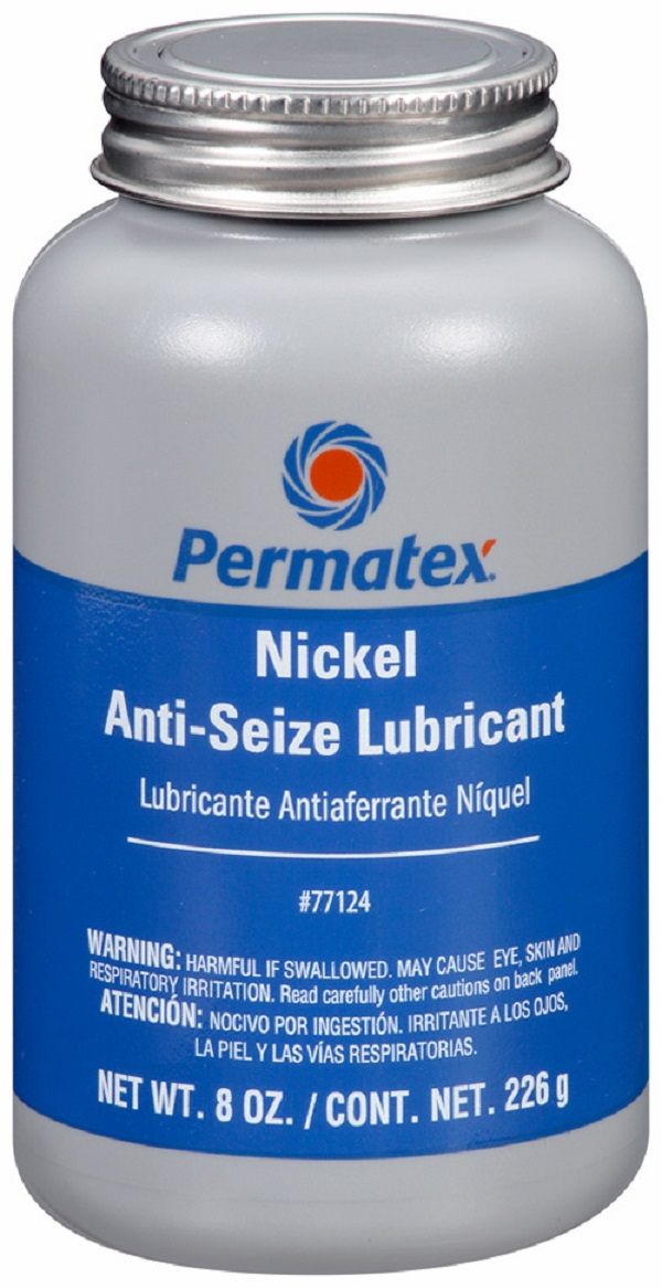 Смазка противозадирная высокотемпературная никелевая Permatex 77124