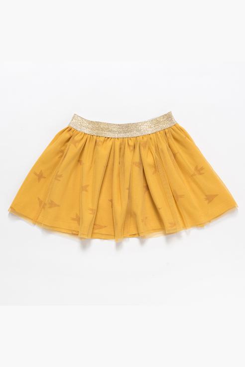Юбка для девочки Artie, цв.желтый, р