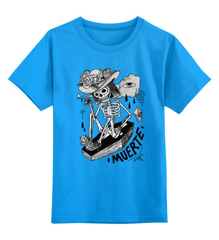 Детская футболка классическая Printio Art horror, р. 164 0000000696953
